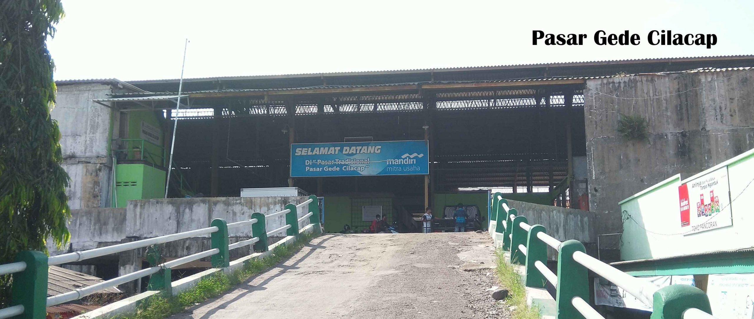Pasar Gede Cilacap